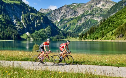 Sommerlicher Aktiv-Urlaub im Tannheimer Tal