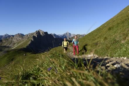 Österreichs schönste Wanderregion – das Tannheimer Tal