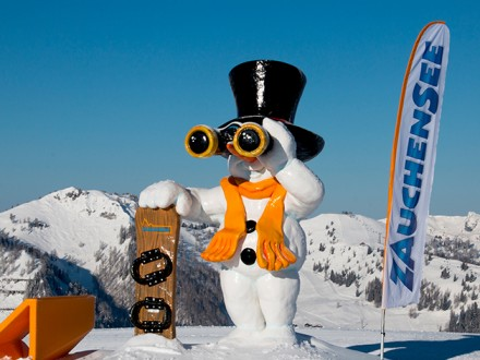 G´scheit Skifahren zur Faschingszeit